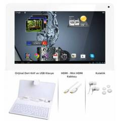 "EVOTAB T7-HD 7"" Tablet Pc 1024x600P 1 Gb Ram 8G"