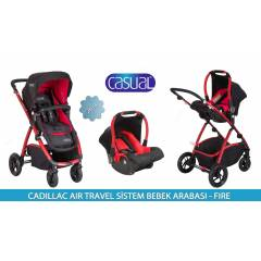 Casual Cadillac air ts bebek arabas� fire
