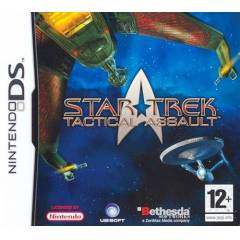 STAR TREK TACTICAL ASSAULT DS SIFIR AMBALAJINDA
