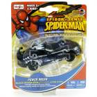 Maisto Spider Sense Spiderman Black Dodge Oyunca