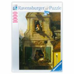 Ravensburger 1000 par�a Puzzle The Intercepted L