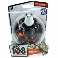 Hero 108 Panda Kral Fig�r
