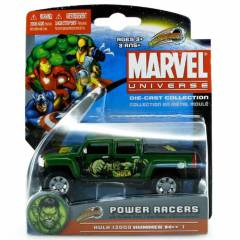 Maisto Marvel Power Racers 2009 Hummer Hit