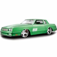 Maisto 1986 Chevrolet Monte Carlo Model Araba 1: