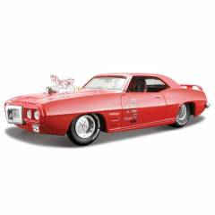 Maisto Pontiac Firebird 1969 Model Araba 1:24 Pr