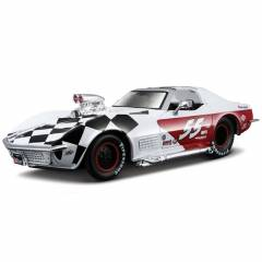Maisto Chevrolet Corvette 1970 Diecast Model Ara