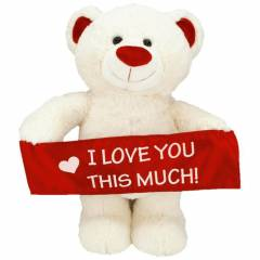 I Love?Much Tabelal� Pelu� Ay� 70 Cm