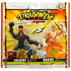 Dragon-Do Ninja V.S Kung Fu �kili Fig�r 15 cm