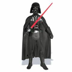Star Wars Darth Vader �ocuk Kost�m L�ks Medium 8