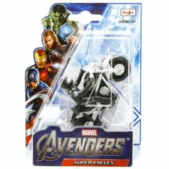 Maisto Marvel The Avengers Oyuncak Motor