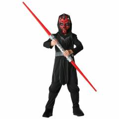 Star Wars Darth Maul �ocuk Kost�m 5-6 Ya�