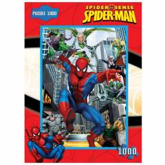 Spiderman �ocuk Puzzle 1000 Par�a