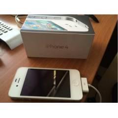 iPhone 4 Beyaz 16GB