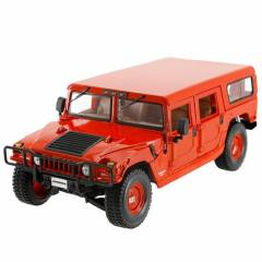 Maisto Hummer 4 Door Wagon 1:18 Model Araba P/E