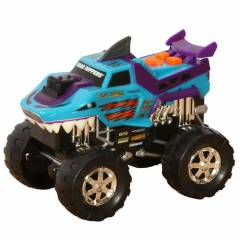 Road Ripper Monster Truck 4x4 Sesli I��kl� Kamyo