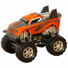 RoadRipper MonsterTruck 4x4 Sesli I��kl� Kamyon