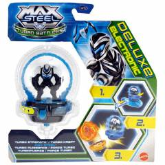 Max Steel Del�ks Arena Kahraman� Turbo Strength