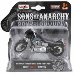 Maisto Sons Of Anarchy 2008 Harley Davidson Opie