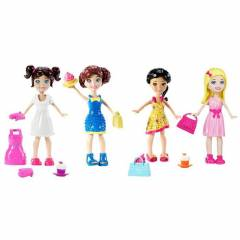 Polly Pocket Ve Arkada�lar� Kek Partisi