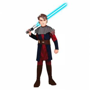 Star Wars Anakin Skywalker Kost�m Klasik 8-10 Ya