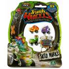 Trash Wheels ��ps Tekerler 4l� Paket Skid Marks