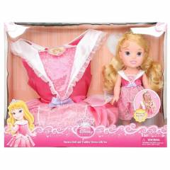 Disney Uyuyan G�zel Kost�ml� Ve Bebek Set 2-4 Ya