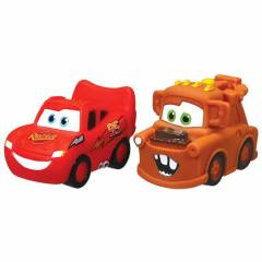 Cars Mcqueen Ve Mater Su F�rlatan 2li Fig�r