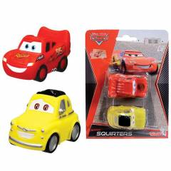 Cars Mcqueen Ve Luigi Su F�rlatan 2li Fig�r