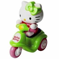 Hello Kitty Mini Scooter Ye�il