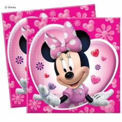 Minnie Mouse Ka��t Pe�ete 20 Adet