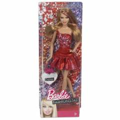 Barbie Fashionistas Bebek