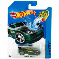 Hot Wheels Renk De�i�tiren Ara�lar Power Rage