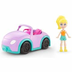 Polly Pocket Pollville Pollnin Minik Arabas�