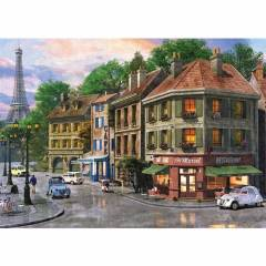 Ks Games 2000 Par�a Puzzle Paris Sokaklar�