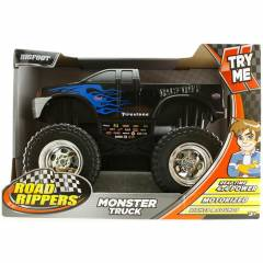 Monster Truck Bigfoot Sesli Ve I��kl� 4x4 Kamyon