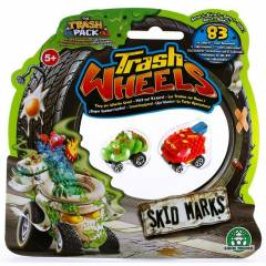 Trash Wheels ��ps Tekerler 2li Paket Skid Marks