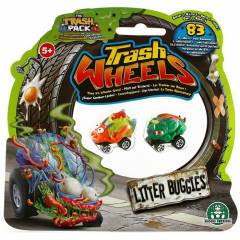 Trash Wheels ��ps Tekerler 2li Paket Litter Bugg