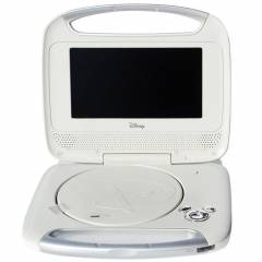 Disney Portatif Dvd Player 19 cm