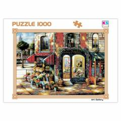 KS 1000 Par�a Puzzle The Village Corner