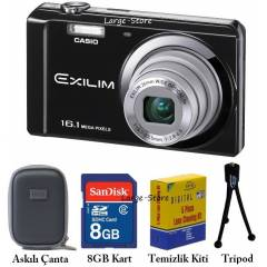 Casio Ex-zs6 16 MP HD Dijital Foto�raf Makinas�