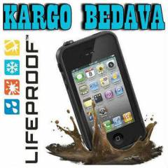 LifeProof iPHONE 4/4S SU DARBE GE��RMEZ  KILIF