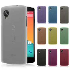 LG NEXUS 5 KILIF 0.2 MM ULTRA �NCE KAPAK