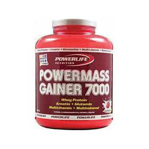 P. Life Power Mass Gainer 7000 2550 gr +HED�YE