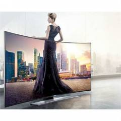 "Samsung UE-65HU8500 65"" 1200Hz Smart 3D"