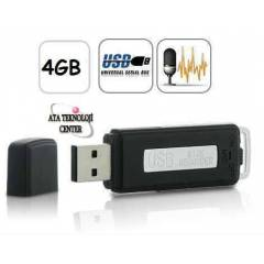 ATA Kingboss 4GB USB Flash Disk Ses Kay�t Cihaz�
