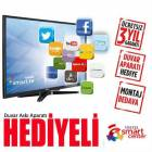 Vestel Smart 40PF7070 Full HD 102 Ekran LED TV