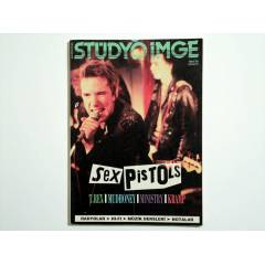 St�dyo �mge rock dergisi no.9 Sex Pistols, Kramp