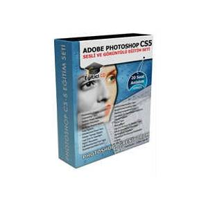 PHOTOSHOP CS5 SESL� VE G�R�NT�L� E��T�M SET�