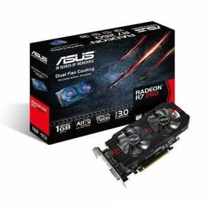 ASUS R7260-1GB 128B 16X DDR5 DVI HDMI DP
