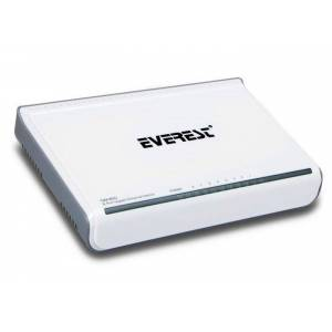 Everest GM-80G 8 Port 1000Mbps Gigabit Ethernet